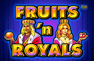 Играть на деньги во слот Fruits And Royals