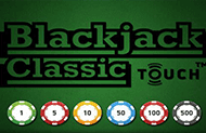 Играть на первостатейный умная голова Blackjack Classic