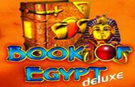 Новый обстановка для того зрелище Book of Egypt Deluxe