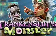Играть нашармака на Frankenslot's Monster