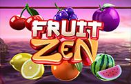 Бесплатная забава Fruit Zen
