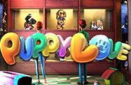 Игровой онлайн автоматическое устройство Puppy Love