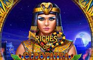 Бесплатный игровой машина Riches of Cleopatra
