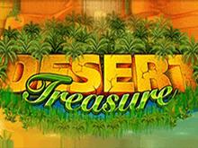 Desert Treasure – онлайн игровой автомат