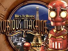 His Curious Machine – слот вместе с выводом денег