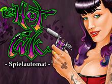 Играйте на деньги на видео-слот Hot Ink
