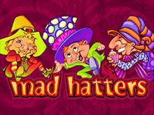 Аппарат Mad Hatters на Вулкан Платинум
