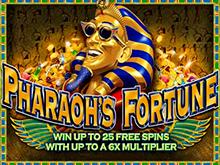Играть на деньги во Pharaoh's Fortune