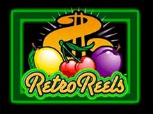 Игровой агрегат на деньги Retro Reels