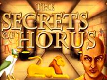 Secrets of Horus – азартная развлечение онлайн