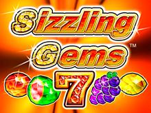 Бесплатный игровой агрегат Sizzling Gems