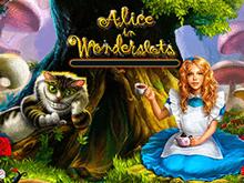 Алиса В Стране Чудес во игорный дом Вулкан Вегас