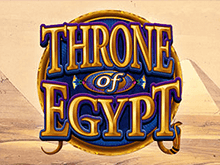 Онлайн механизм Египетский Трон