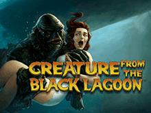 Игровой машина Тварь с Черной Лагуны